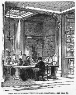 First Reading Room