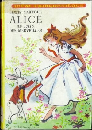 Alice au pays des merveilles 1965