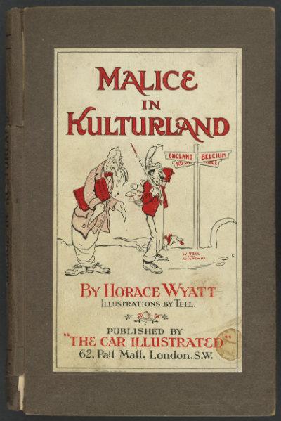 Malice in Kulturland