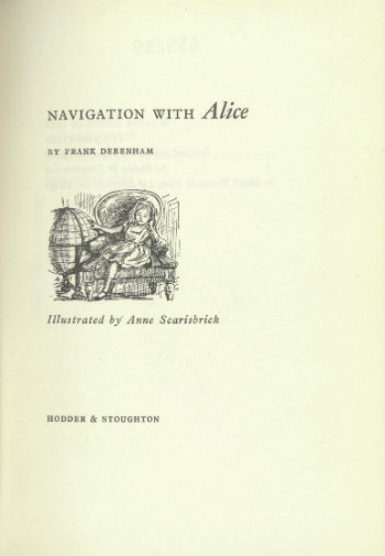 Navigation with Alice