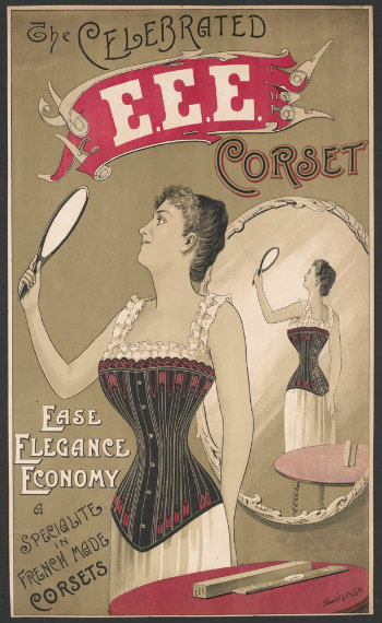 Celebrated E.E.E.corset