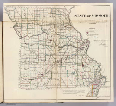 Historic MO map links to source collection