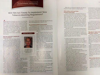 AARC TImes - image of article