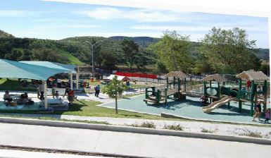 picture of the Child Development Center outdoors at Moorpark College