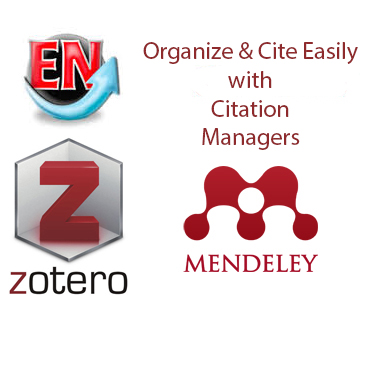 Organize and Cite Easily with Citation Managers