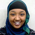 Fartun Abdulahi, Circulation Assistant