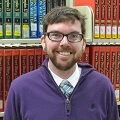 Philip Whitford, Adjunct Faculty Librarian