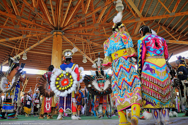 Celebration  From the 2012 Inchelium Memorial Weekend Pow-wow