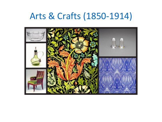 Arts And Crafts 1850 1914 Movements Of Art And Design Libguides