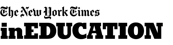 Image result for the new york times in education logo