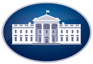 Logo of the white house.gov
