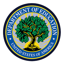 Seal of U.S. Department of Education