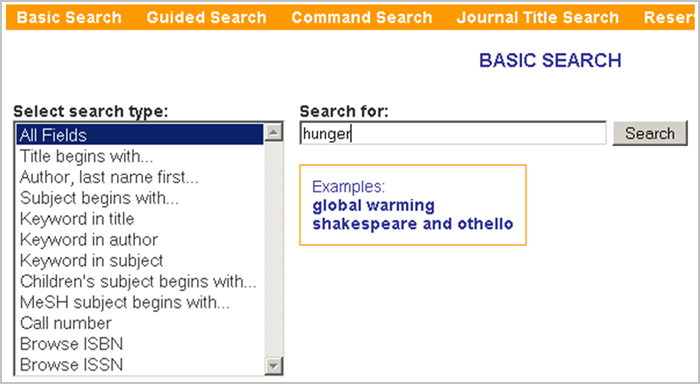 topic searching - book searching - research guides at queens college, cuny  research guides - libguides