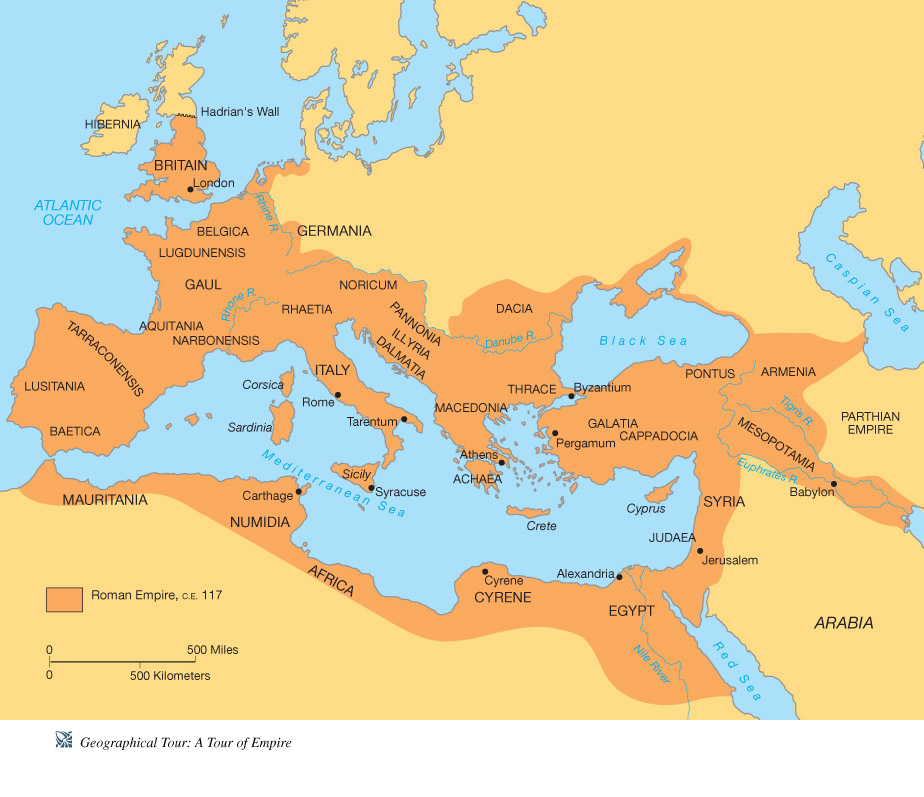 Task 6: Rome - Early Civilizations- Nature and Technology ...