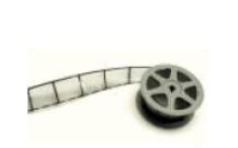 typical microfilm reel