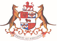 Tasmanian Coat of Arms