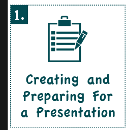 Creating and Preparing For a Presentation