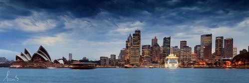 Sacha Fernandez 'Sydney Opera House and Sydney Skyline', CC Licence: CC BY-NC-ND 2.0, Image Source: Flickr