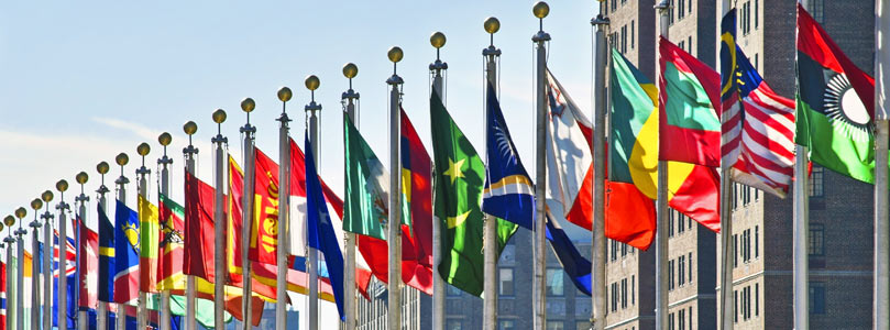 Images of Flags From Around the World