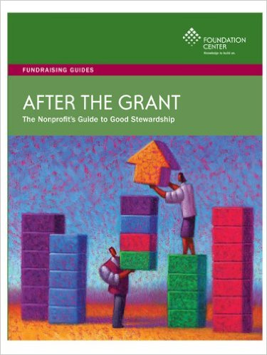 Book cover: after the grant