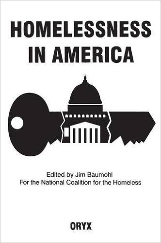 Book cover: homelessness in america