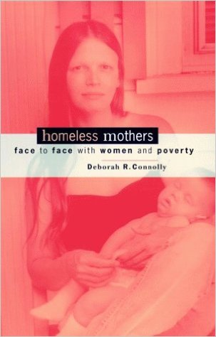 Book cover: homeless mothers
