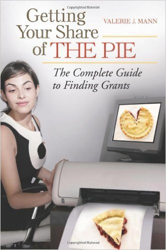 Book cover: getting your share of the pie