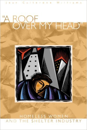 Book cover: a roof over my head