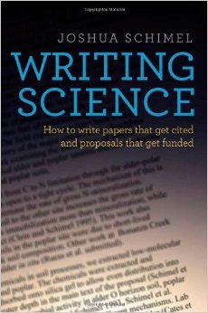 Book cover: writing science: how to write papers that get cited and proposals that get funded