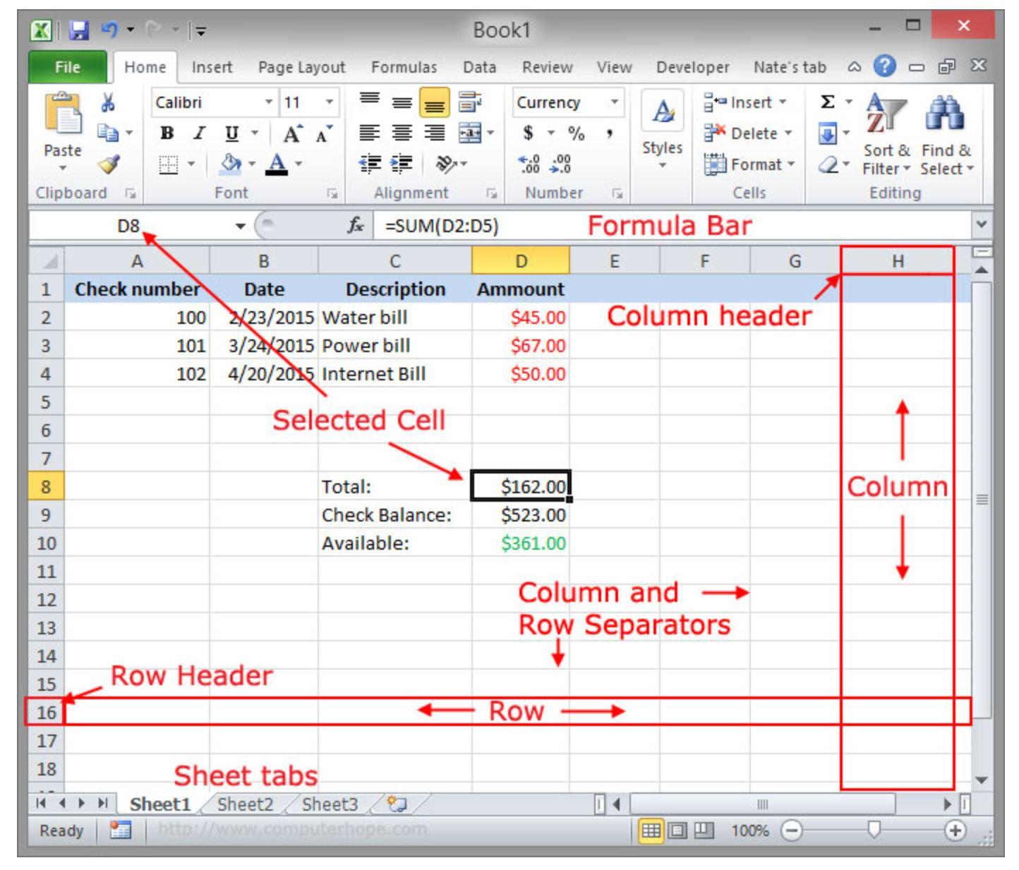 Excel Basics: Analyzing The Data