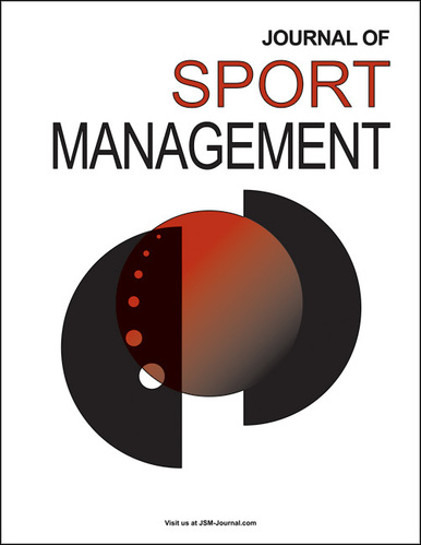 Sport Management Review | ScienceDirect.com