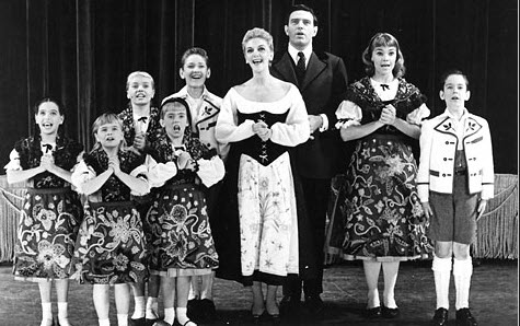 The Plot - Visions and Voices: The Sound of Music - Research