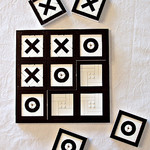 Tic-Tac-Toe by Katie Walker