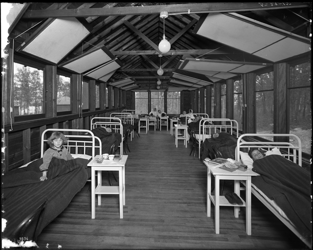 Tuberculosis Hospitals State Institutions Libguides At