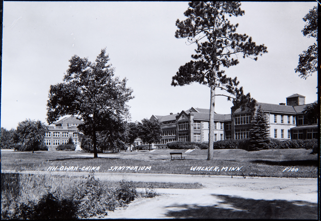 Ah-Gwah-Ching Sanatorium - State Hospitals: Historical