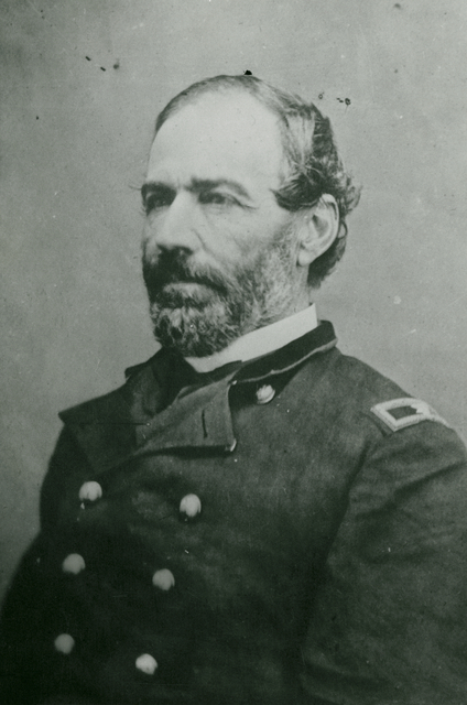 General Seth Eastman in Army uniform, ca. 1860.