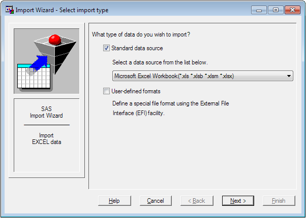 Importing Excel Files into SAS - SAS Tutorials - LibGuides