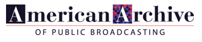 Logo for American Archive of Public Broadcasting