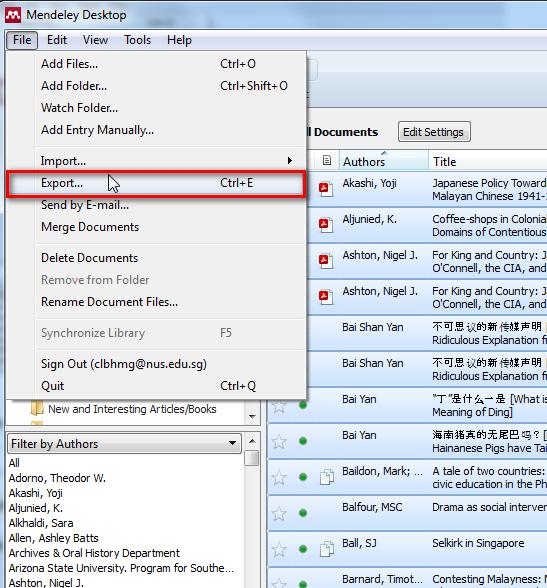 mendeley download windows 10