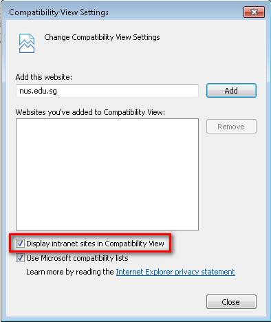 "I am getting a ""Connection refused"" error when accessing"