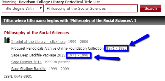 How do I find a journal article if I have the citation