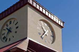 Image of OCCC Clock Tower