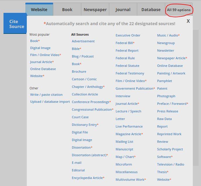 mla citation for dictionary com