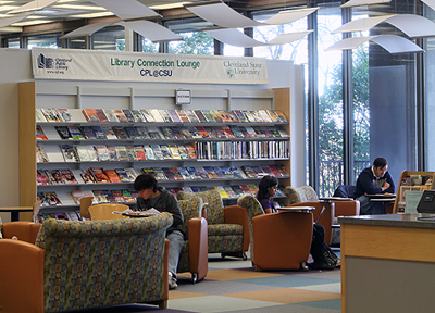 Michael Schwartz Library Connection Lounge