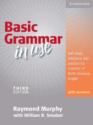 Basic Grammar in Use Student's Book with Answers Book Cover
