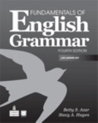 Fundamentals of English Grammar Book Cover