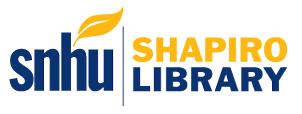 Shapiro Library Logo