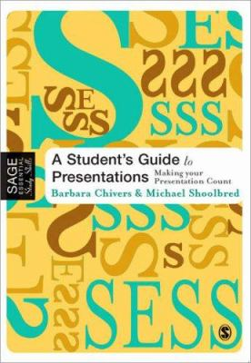 A Student's Guide to Presentations Book Cover