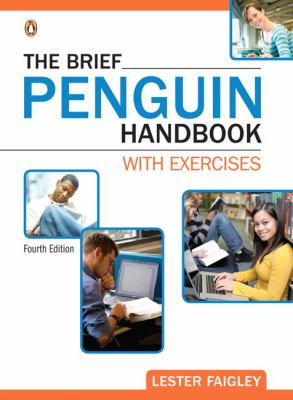 The Brief Penguin Handbook with Exercises Book Cover