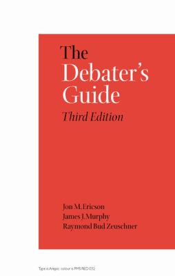 The Debater's Guide Book Cover